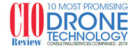 10 Most Promising Drone Technology Consulting/ Services Companies - 2019